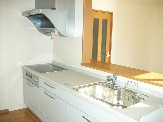 キッチン施工事例